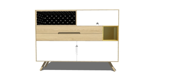 modern contemporary dining unit3