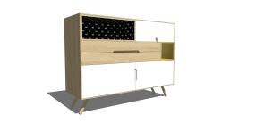 modern contemporary dining unit 4
